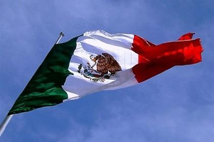 LA BANDERA MEXICANA LA MAS BONITA DEL MUNDO